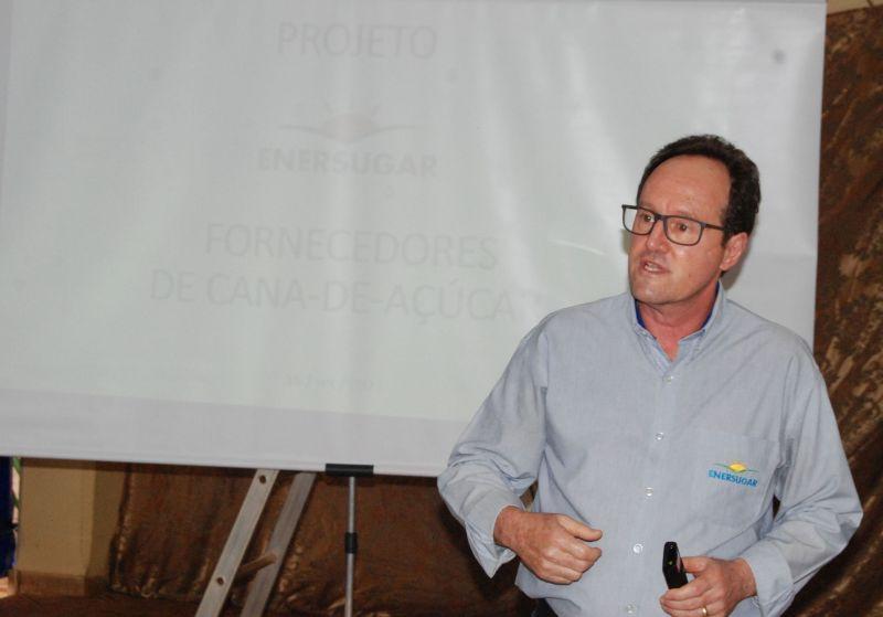 Melchiades Terciotti destacou a flexibilidade do processo industrial e os benefícios aos produtores
